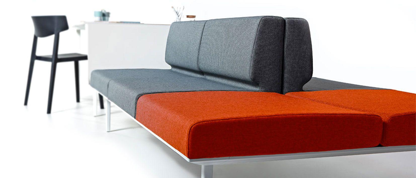 sillones de espera para oficinas