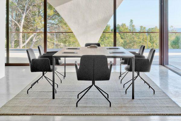 Mesa de reunión INCLASS