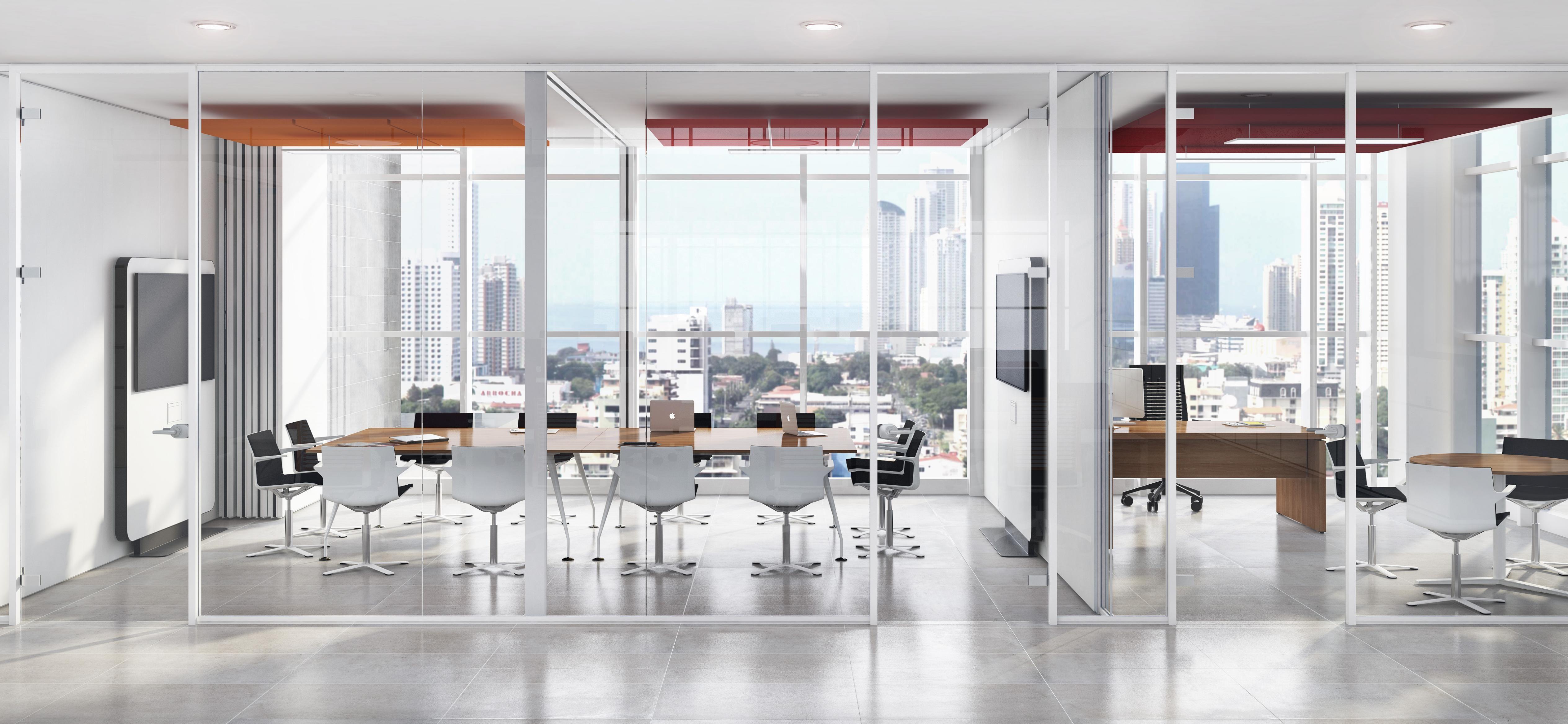 Mamparas para oficinas: un tipo para cada solución ...