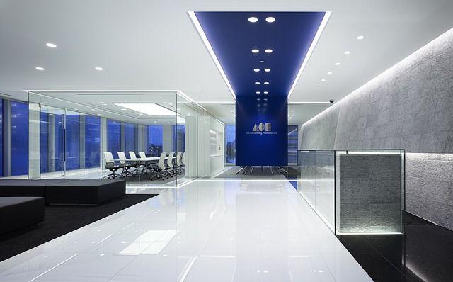 mamparas para oficinas espectacular